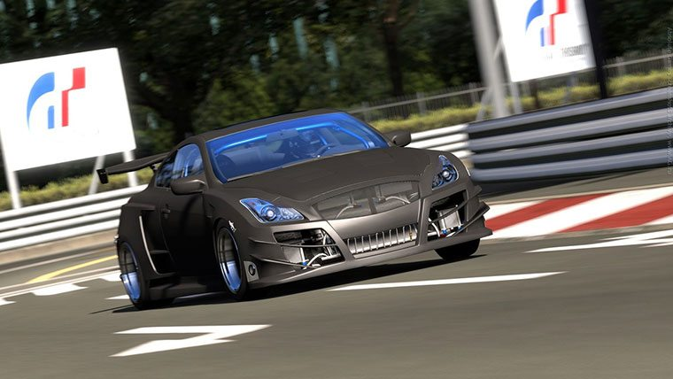 gran turismo 7 nabs former forza developer attack of the fanboy. Black Bedroom Furniture Sets. Home Design Ideas