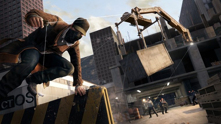 Watch Dogs gets new Xbox One screenshots