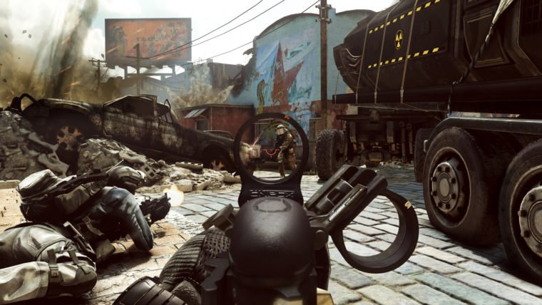 Call of Duty Ghosts Onslaught DLC Containment Map 760x428