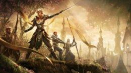 Elder Scrolls Online playstation PS Plus PS4 Image