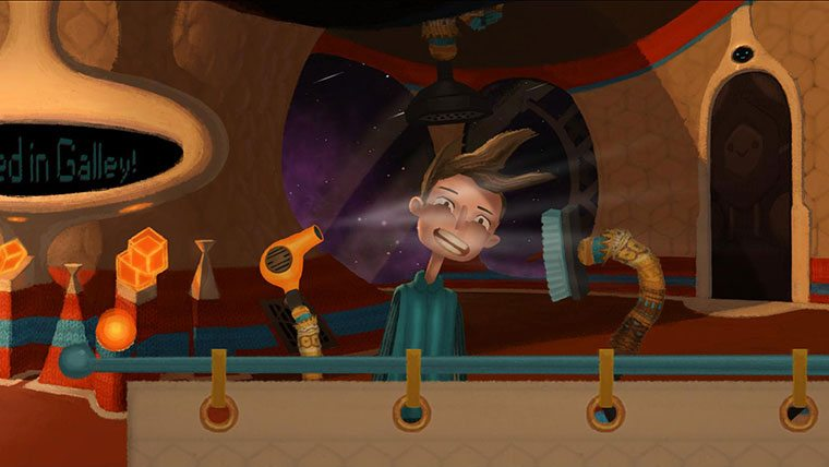 Steam Double Fine Broken Age