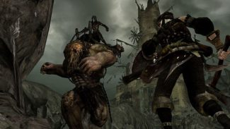 Petition forms to bring Dark Souls 2 to next-gen