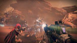 New Destiny Screenshots show off new enemies, locations