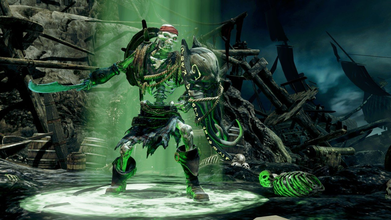 Killer Instinct Xbox One Introduces Spinal & Fulgore