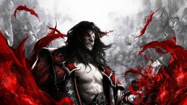 Dracula just being Dracula in Castlevania Lords of Shadow 2