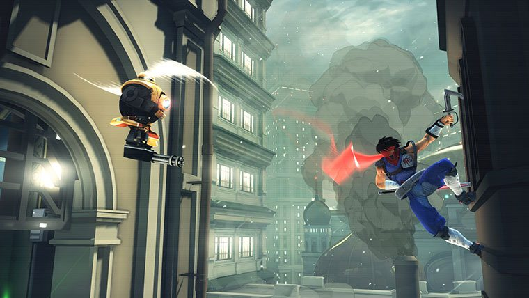 Strider Review - Attack of the Fanboy