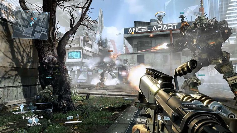 Titanfall PC System Requirements and Recommended Specs for ...