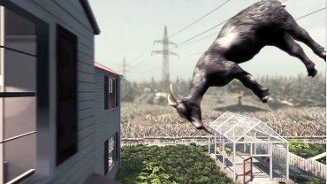 Goat Simulator Launch Trailer Is…..Emotional