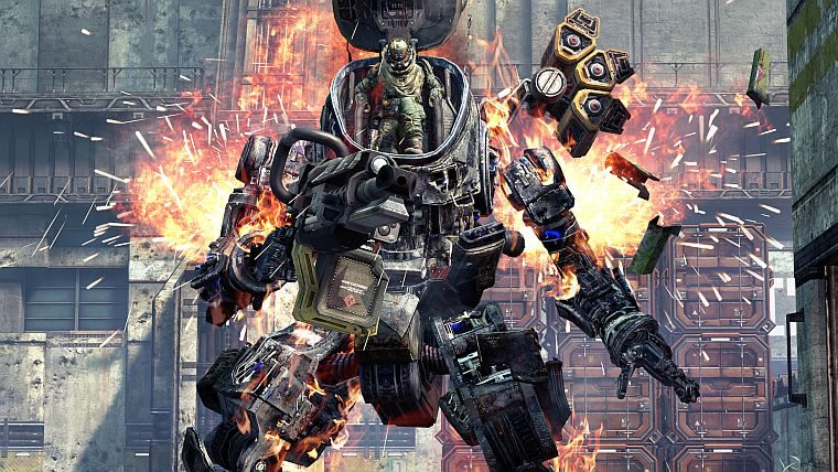 Titanfall-Eject