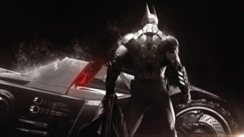 Batman infiltrates Ace Chemicals in Arkham Knight gameplay