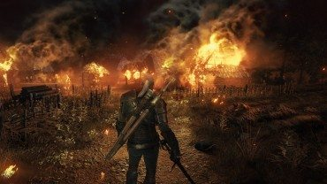 "Witcher 3 to ""go nuts"" graphically on PS4, XB1"