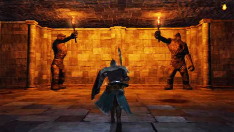 dark souls 2 how to get into drangleic castle