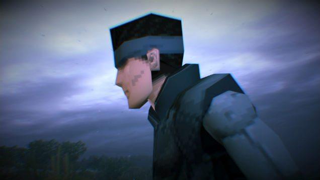 News PlayStation Xbox Metal Gear Solid V: Ground Zeroes Metal Gear Solid Metal Gear Rising: Revengeance