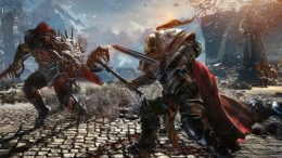 Xbox Live Games with Gold Lords of the Fallen