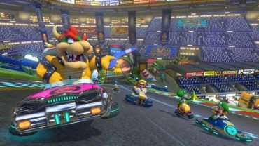 Preorder Mario Kart 8 and receive free gas card