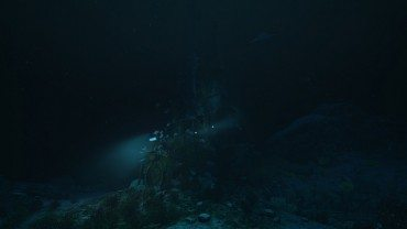 This is SOMA, set underwater and heading to PS4 in '15