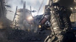 Call of Duty: Advanced Warfare: Advanced World, Soldiers, Weapons