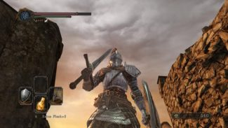 How to get the Drangleic Armor Set in Dark Souls 2