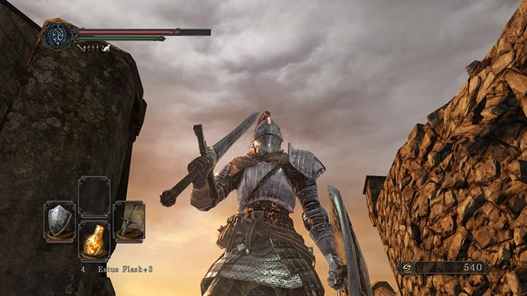 How to get the drangleic armor set in dark souls