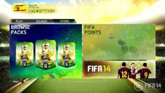 FIFA Ultimate Team World Cup Mode coming to FIFA 14