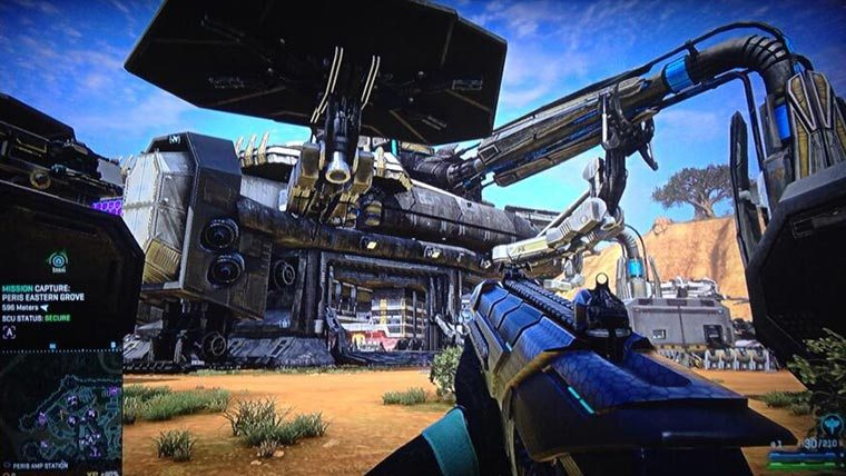 Planetside 2 Players Switching From PC to PS4 Will Get ...