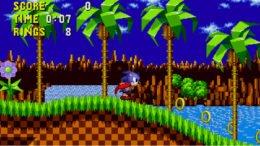 Sundown over the Blue Skies of Sega