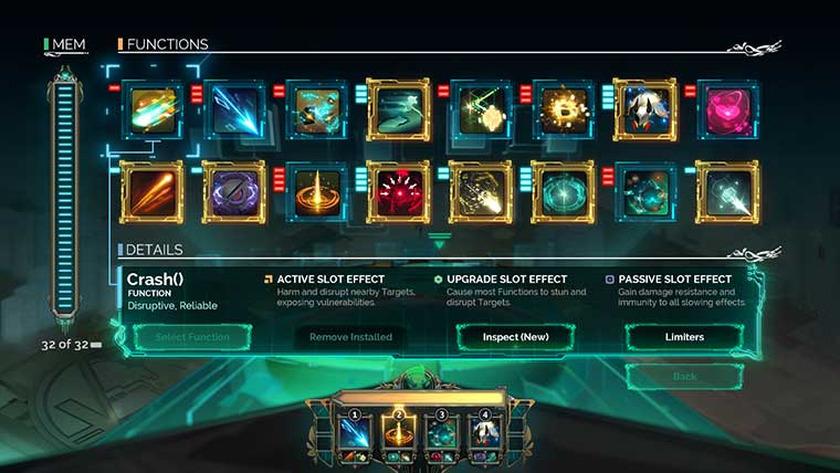 transistor-functions-review