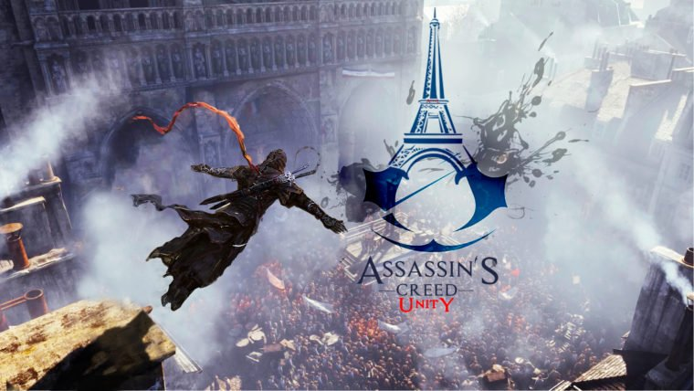 Assassin S Creed Unity Experience Trailer Reveals New Engine
