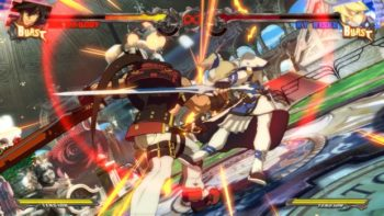 Guilty Gear Xrd -SIGN- Console Modes Detailed