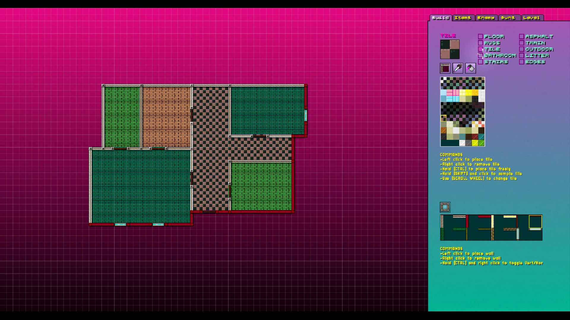 Hotline Miami 2 Level Editor Crafts Carnage With Ease