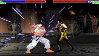 Mortal Kombat x Street Fighter Will Never Happen Because It's Too Violent For Capcom