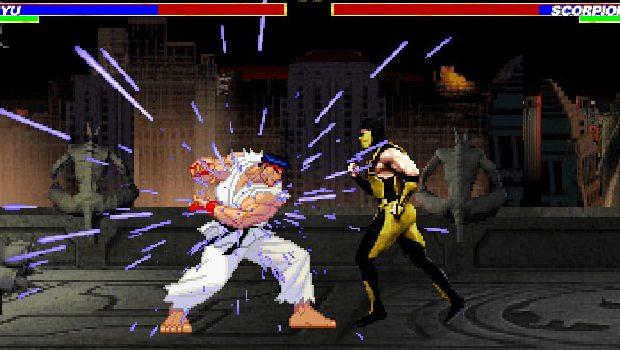 Mortal Kombat x Street Fighter Will Never Happen Because
