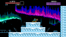 Shovel Knight Level
