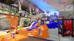 Splatoon Will Have Single-Player and Splitscreen Modes
