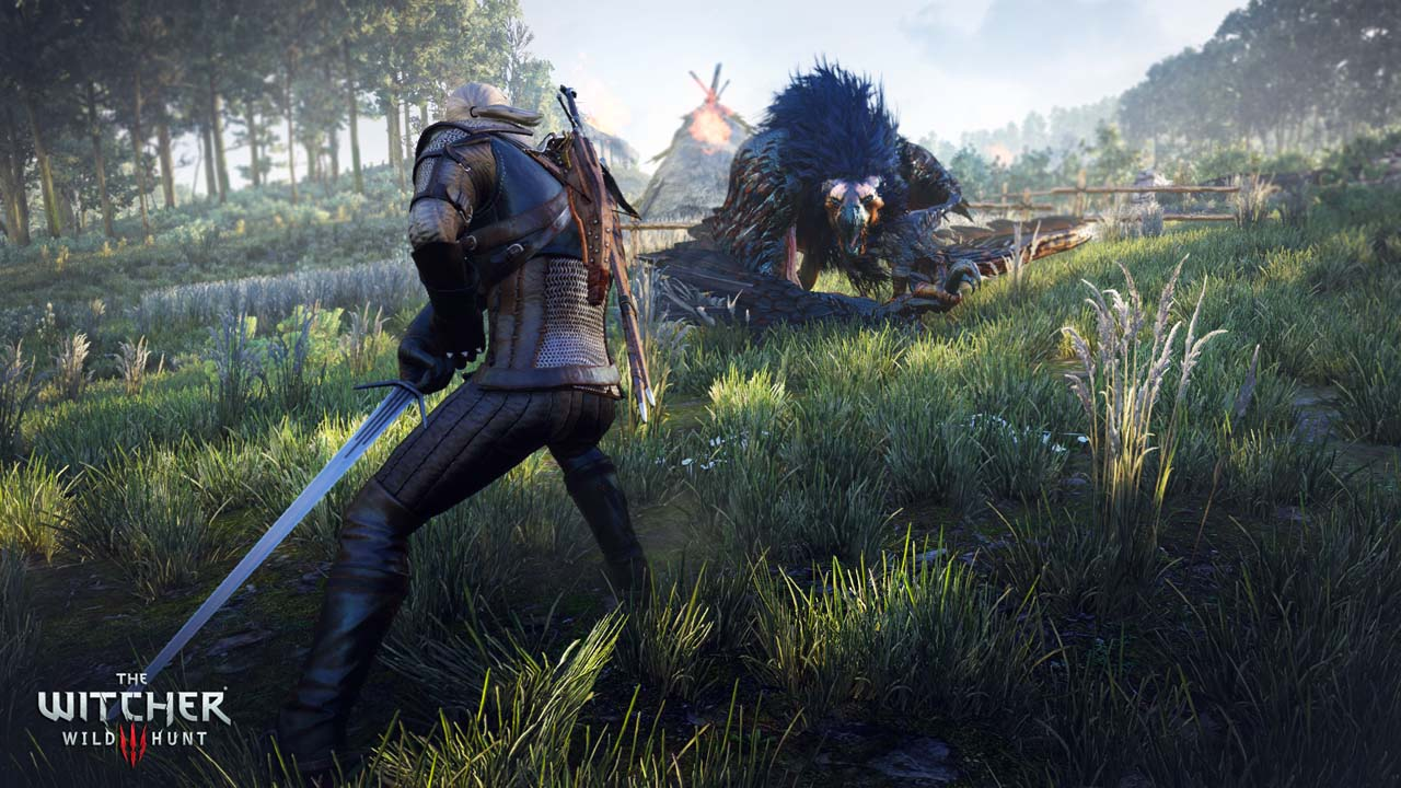 The Witcher 3 Developer Clears The Air With Xbox One Footage News  The Witcher 3: Wild Hunt