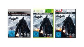 Batman: Arkham Origins Has A Complete Edition According To A Retail Listing