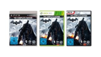 Batman: Arkham Origins Has A Complete Edition According To A Retail Listing