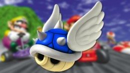 Mario Kart 8: How to Dodge the Blue Shell