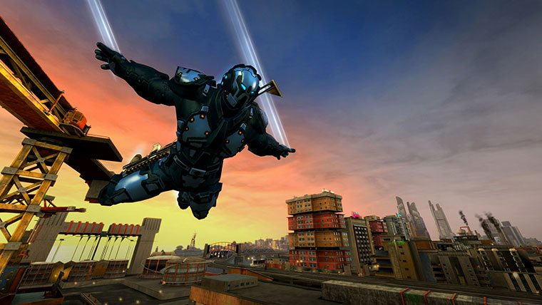 Crackdown 3 Will Tap the Power of the Cloud and feature 100% Destructible Environments