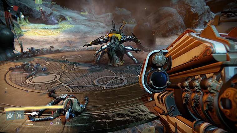 Destiny on Xbox One not 1080p for beta, Bungie still targeting as launch resolution