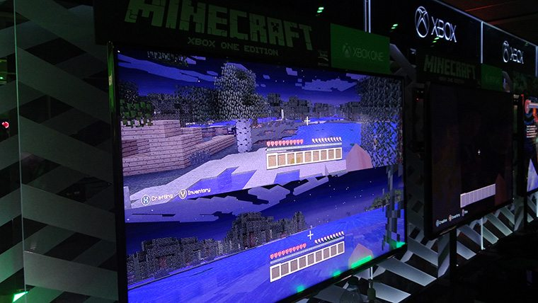 minecraft-e3-hands-on