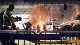 Battlefield Hardline PoliceBarricade