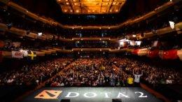 DOTA 2 The International Champions