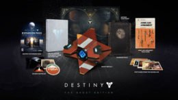 Destiny Collector's Editions