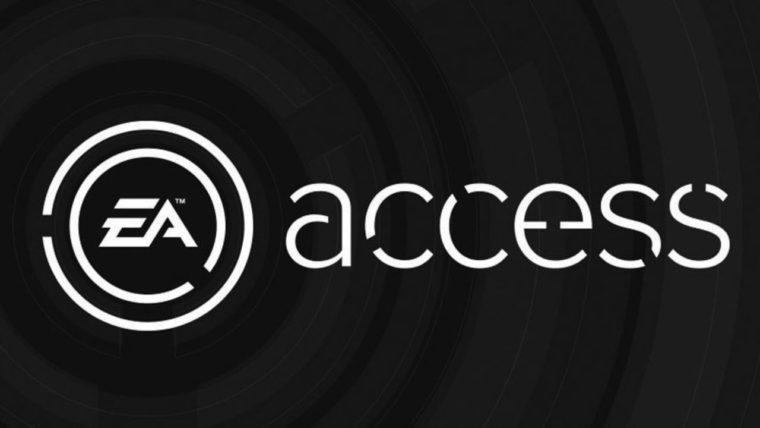 EA Access Sony Playstation Xbox One