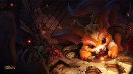 Gnar League of Legends Champion Reveal