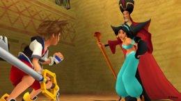 Kingdom Hearts 2.5 HD ReMIX Screen 2