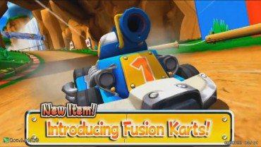 Mario Kart Arcade GP DX Brings Tanks and Co-Op in New Video