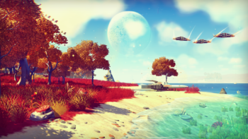 No Man's Sky PC Performance Issues are Rampant, First Update Already Released