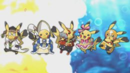 Pokemon Omega Ruby Alpha Sapphire Costumes
